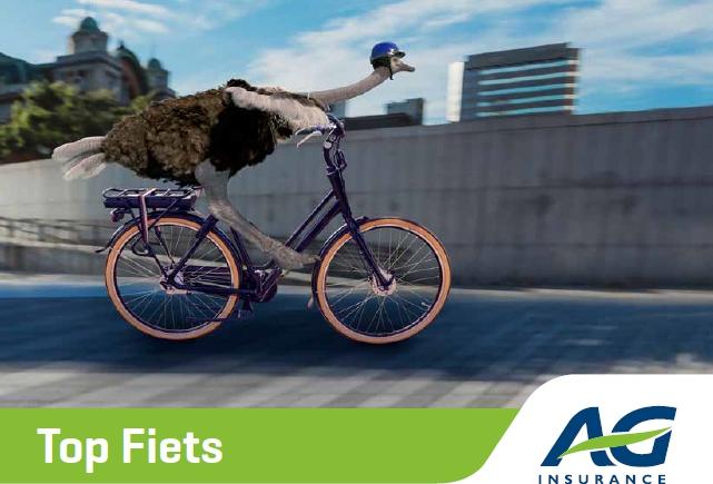 INSURANCE | diefstalverzekering (elektrische) stadfiets, koersfiets, moutainbike